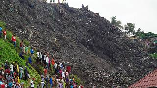 At least eight killed in mudslide at Guinea rubbish dump