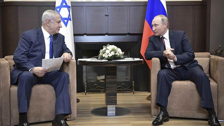 """Netanjahu: """"Irán kiterjeszti befolyását"""""""