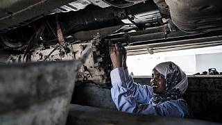 Somalia's first female mechanic confident despite challenges