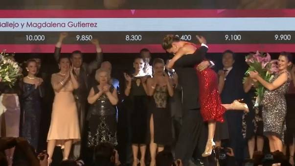 Gutierrez & Ballejo take Salon Tango World Cup in Buenos Aires
