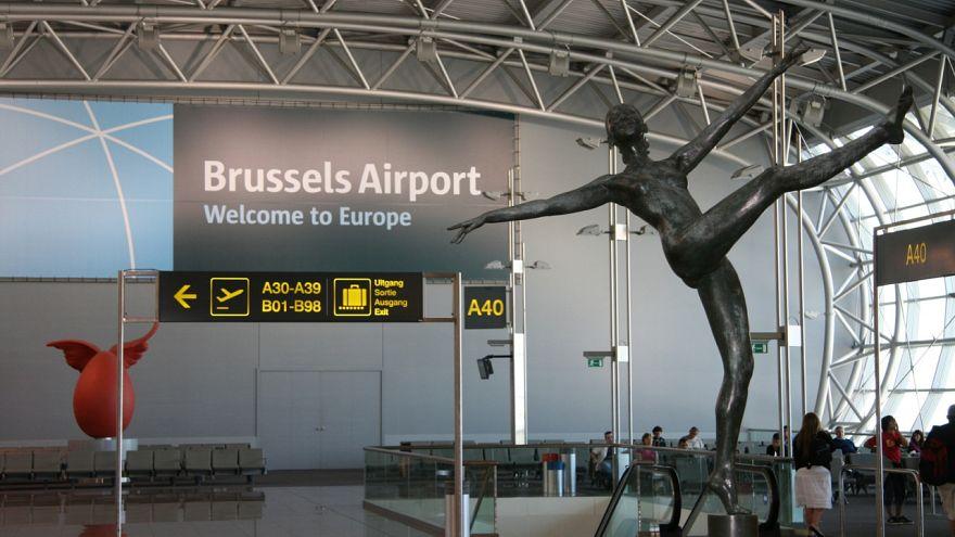 Sciopero bagagli a Bruxelles