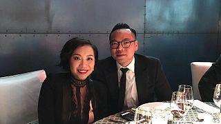 Hong Kong hospitality power couple