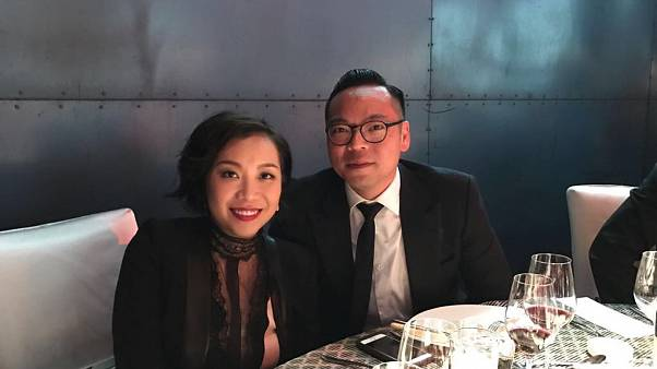 Hong Kong hospitality power couple