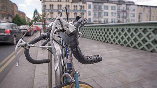 UK cyclist guilty over pedestrian's death
