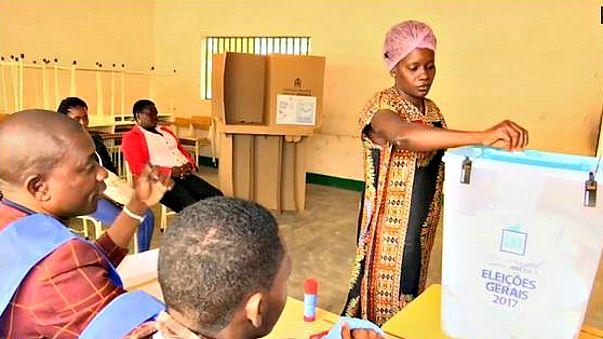 Urnas fechadas em Angola após sufrágio sereno