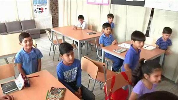 700 παιδιά μεταναστών σε σχολεία στη Σερβία