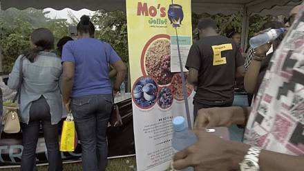 Nigeria marks jollof rice festival in Lagos [no comment]