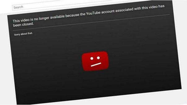 موقع يوتيوب يحذف فيديوهات للحرب في سوريا