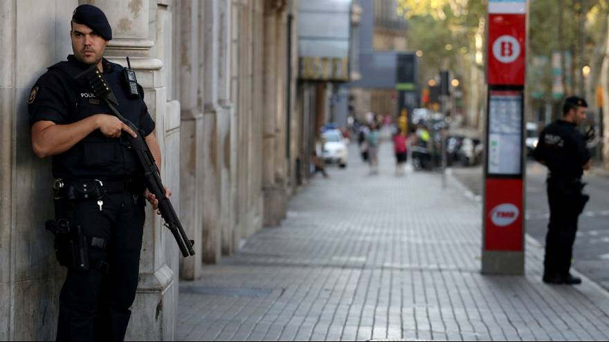 Sécurité renforcée sur les sites touristiques à Barcelone