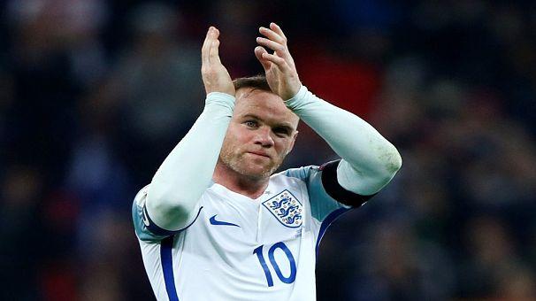 Football : Wayne Rooney quitte la sélection anglaise