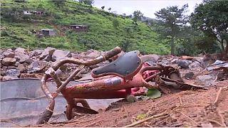 Sierra leone – coulées de boue : l'école engloutie de freetown