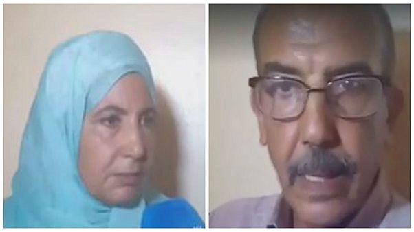 """شاهد: ردود أفعال اقارب """"فتاة الطوبيس"""" في المغرب"""