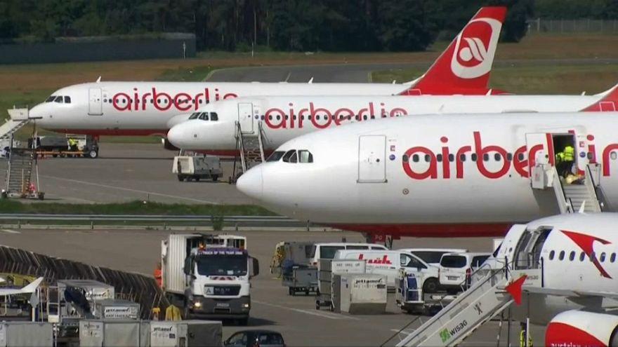 Keine schnelle Zerschlagung der insolventen Air Berlin