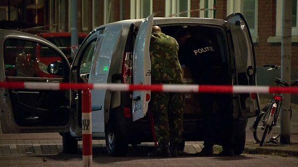 دستگیری یک مظنون در پی هشدار حملۀ تروریستی در شهر روتردام هلند