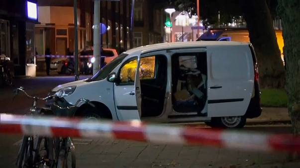 Cancelan un concierto en Rotterdam después de encontrar una furgoneta española con bombonas de gas