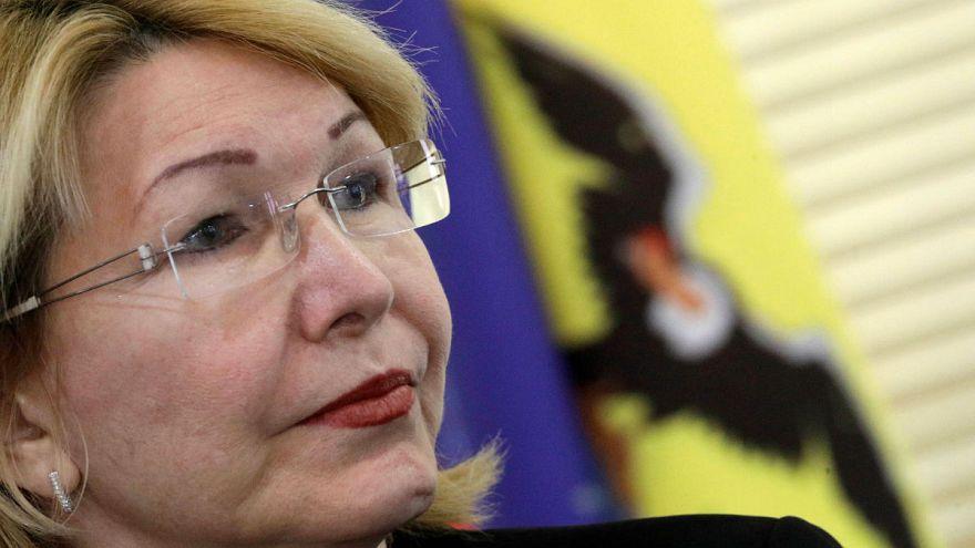 """Ex-procuradora-geral """"ataca"""" Maduro"""