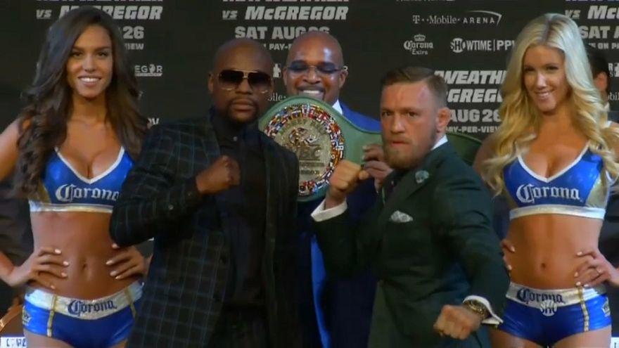 """""""Blut, Schweiß und Tränen"""" - Mayweather vs. McGregor"""