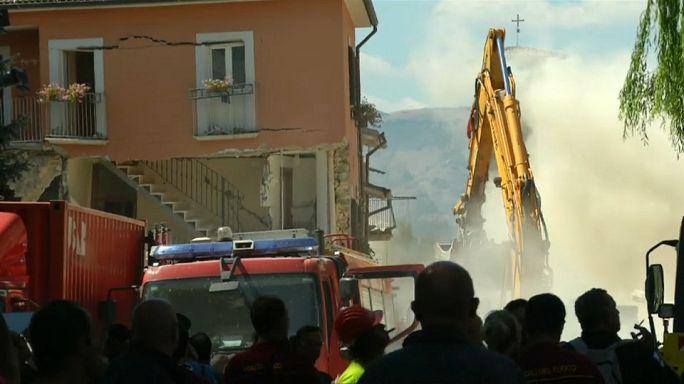 Землетрясение в Аматриче: вспоминают выжившие