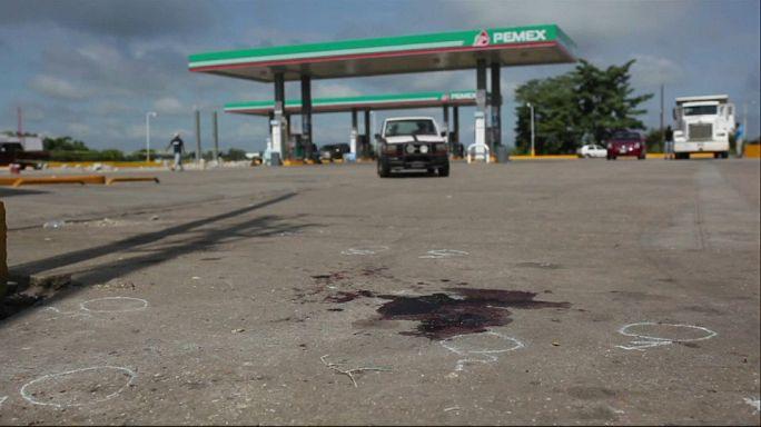 В Мексике застрелен репортер - десятый за полгода