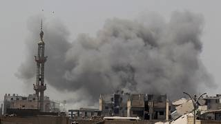 Syria: civilians trapped in Raqqa's 'deadly labyrinth'