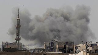 """Syrie : Raqa est un """"labyrinthe mortel"""" pour les civils (Amnesty International)"""
