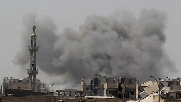 AI atribui morte de civis em Raqqa à coligação internacional