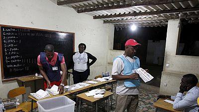 Élections en Angola : dépouillement en cours