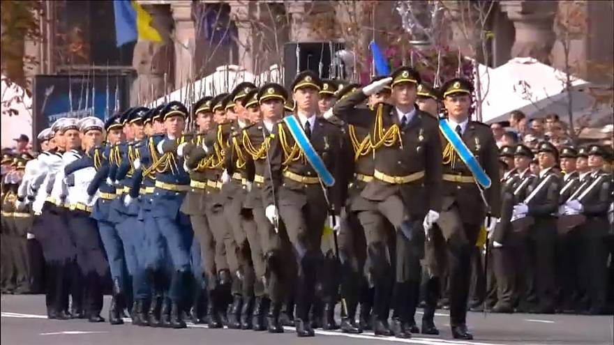 Ucrânia: Dia da Independência rumo à UE e à NATO