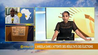 Angolans in wait for election results [The Morning Call]