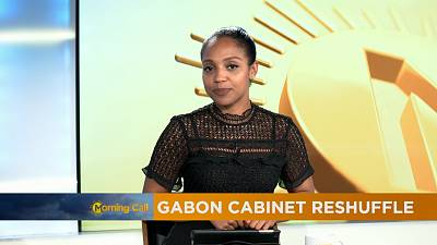 Gabon : Remaniement ministériel [The Morning Call]