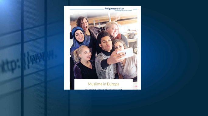 Az európaiak ötöde nem szeretne muzulmán szomszédot
