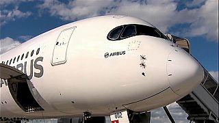 Explosionsgefahr beim Airbus A350