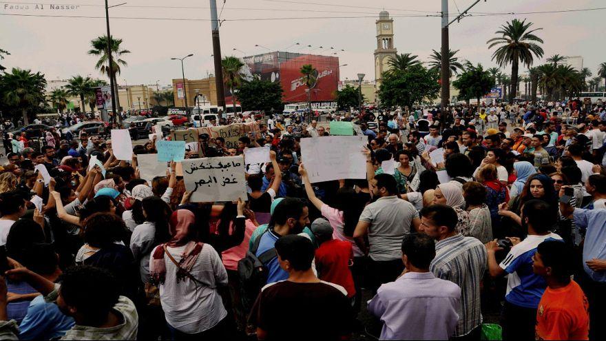 احتجاجات ضد التحرش الجنسي والعنف ضد المرأة في المغرب