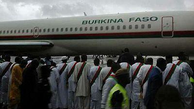 Burkina Faso: arrivée de la dépouille de Salif Diallo à Ouagadougou