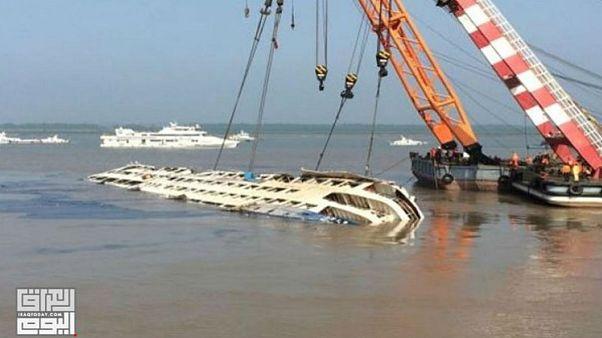 عراق؛ بیست ملوان در برخورد دو کشتی در خورعبدالله غرق شدند