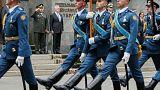 أوكرانيا: انفجار وسط العاصمة في يوم عيدها الوطني