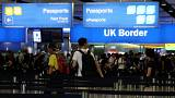 Brexit: in calo il saldo migratorio in Uk