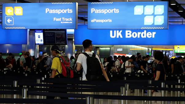 London: Einwanderung stark rückläufig