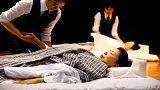 """Un concurso de """"muerte"""" a la japonesa"""