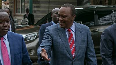 Kenya president slams MPs for fight over pay cuts