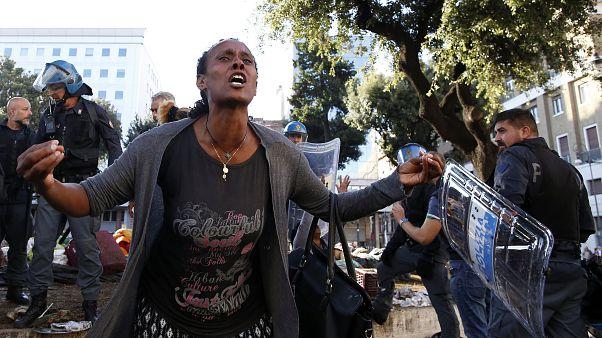Италия: мигранты недовольны предложенным жильем