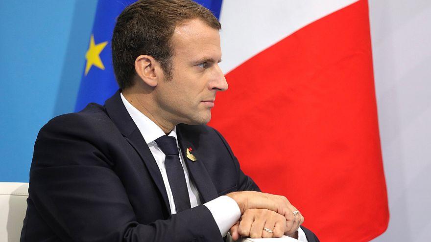 Macron semeia a divisão no Grupo de Visegrado