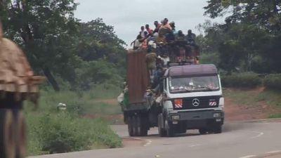 Centrafrique : dégradation de la sécurité routière