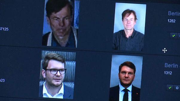 Berlin teste les caméras à reconnaissance faciale