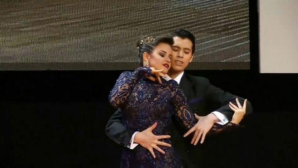 Dünya Tango Şampiyonası'nda Arjantin rüzgarı