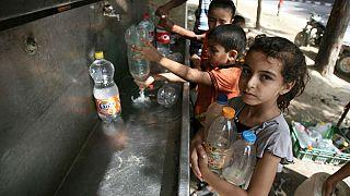 تقلص الكهرباء والمياه إلى الثلث في غزة مع موجة حر حارقة