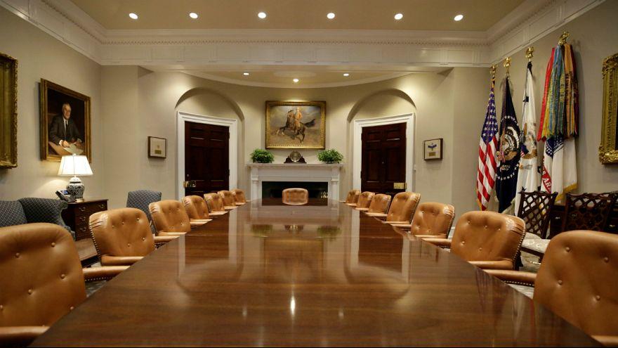 مرمت کاخ سفید در غیاب ترامپ به پایان رسید
