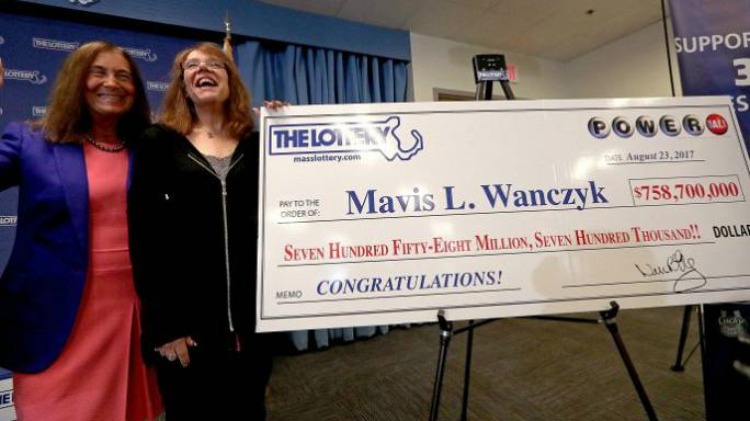 Ladies and gentleman, we have a winner - US health care worker scoops a massive 643 million euros on the lottery