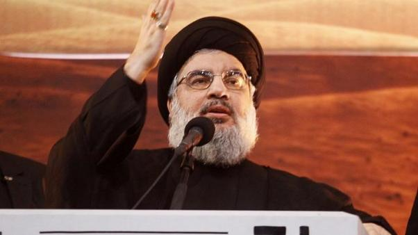 نصر الله: حزب الله يسيطر على معظم جيب داعش قرب حدود لبنان