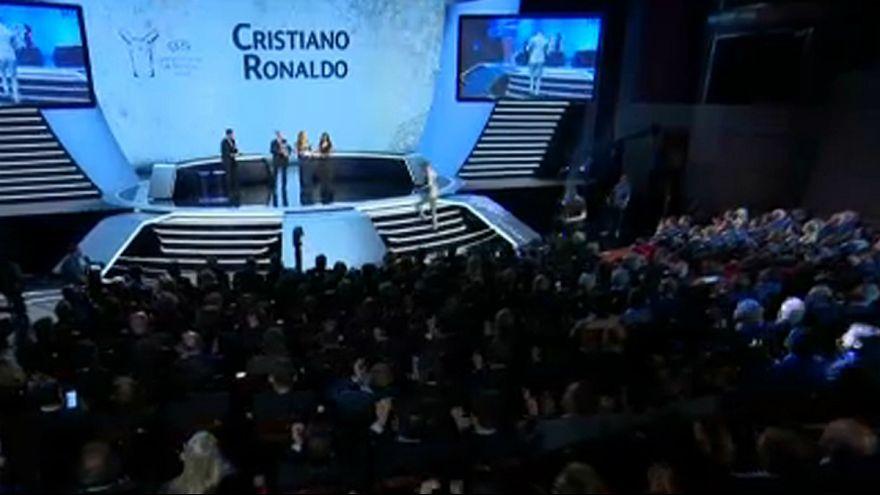 Cristiano Ronaldo erneut Europas Fußballer des Jahres